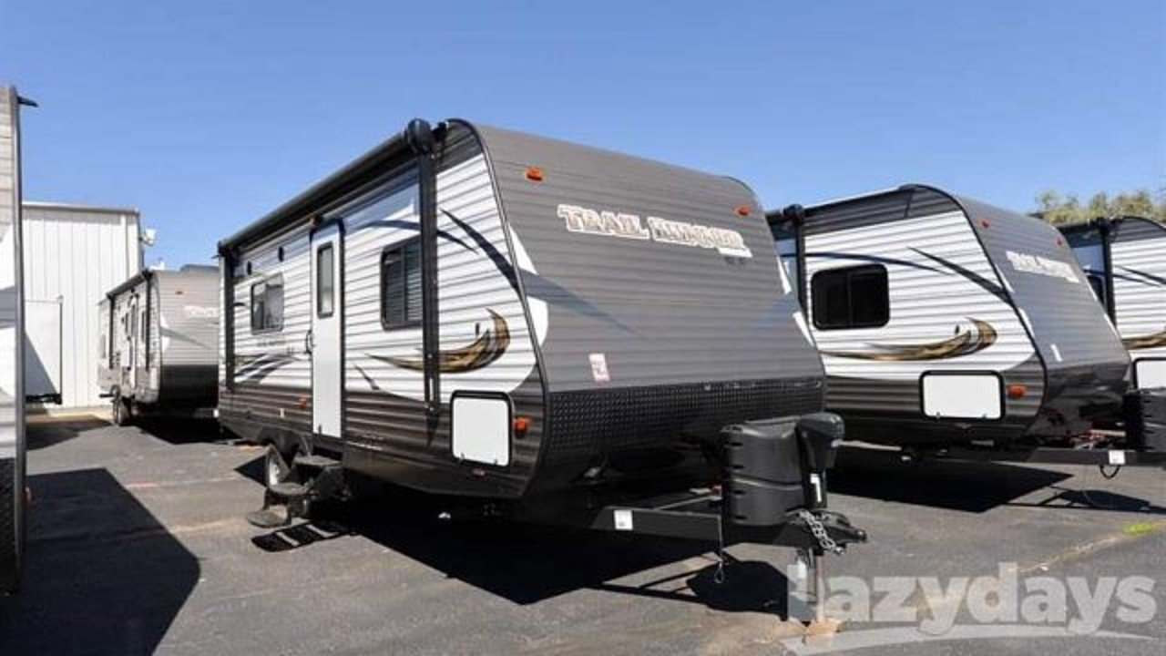 2017 Heartland Trail Runner for sale 300114312