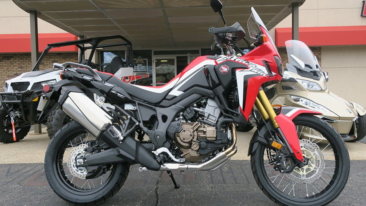 2017 Honda Africa Twin for sale 200582026