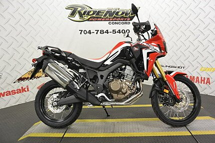 2017 Honda Africa Twin for sale 200463810