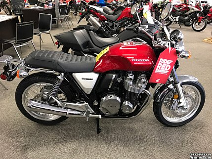 2017 Honda CB1100 for sale 200501872