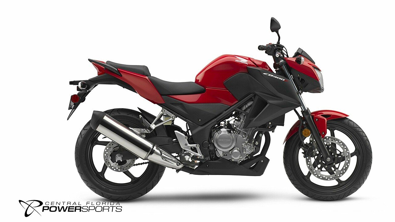 2017 Honda CB300F for sale 200436768