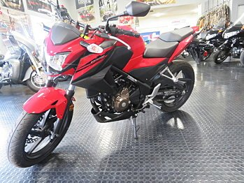 2017 Honda CB300F for sale 200592151