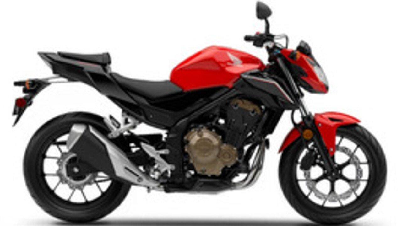 2017 Honda CB500F for sale 200455522