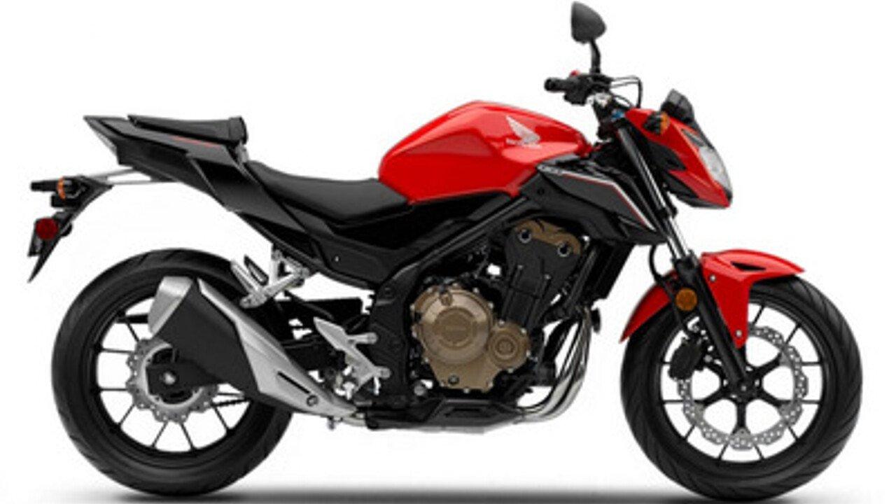 2017 Honda CB500F for sale 200465960