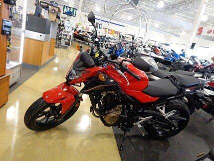 2017 Honda CB500F for sale 200600426