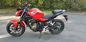 2017 Honda CB500F for sale 200640937