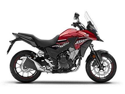 2017 Honda CB500X for sale 200465956