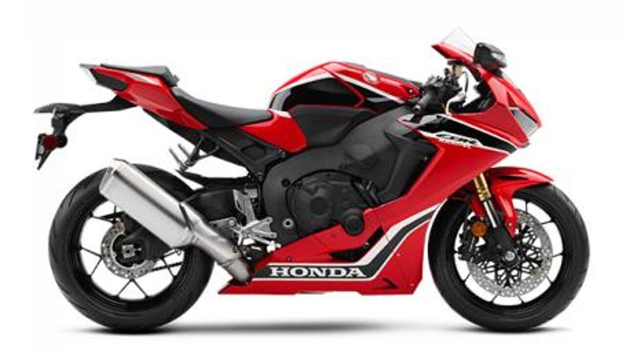 2017 Honda CBR1000RR for sale 200453177