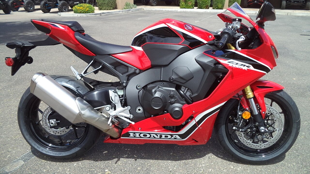 2017 honda cbr1000rr for sale near goodyear arizona 85338 motorcycles on autotrader. Black Bedroom Furniture Sets. Home Design Ideas