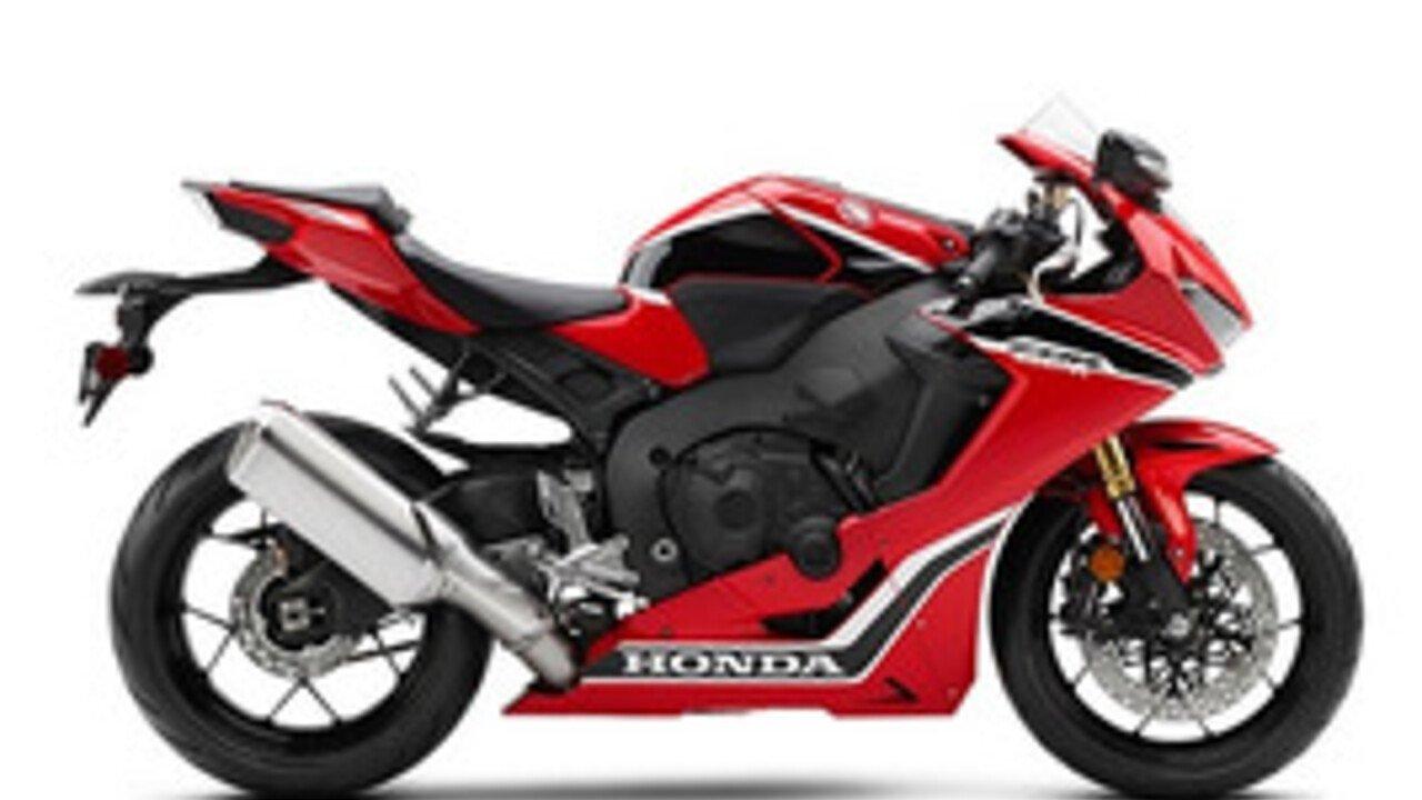 2017 Honda CBR1000RR ABS for sale 200502645