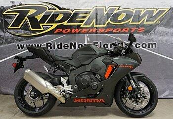 2017 Honda CBR1000RR for sale 200570511