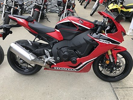 2017 Honda CBR1000RR for sale 200459701