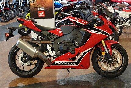 2017 Honda CBR1000RR for sale 200485006