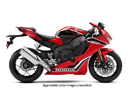 2017 Honda CBR1000RR for sale 200528700