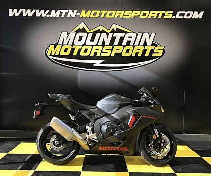 2017 Honda CBR1000RR for sale 200537851
