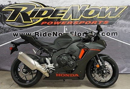 2017 Honda CBR1000RR for sale 200602948