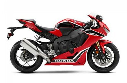 2017 Honda CBR1000RR for sale 200607938
