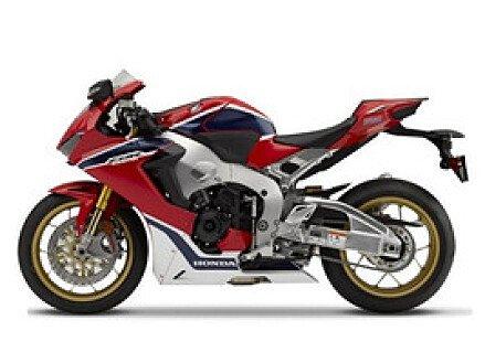 2017 Honda CBR1000RR SP for sale 200608116