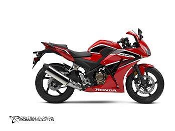 2017 Honda CBR300R for sale 200433566