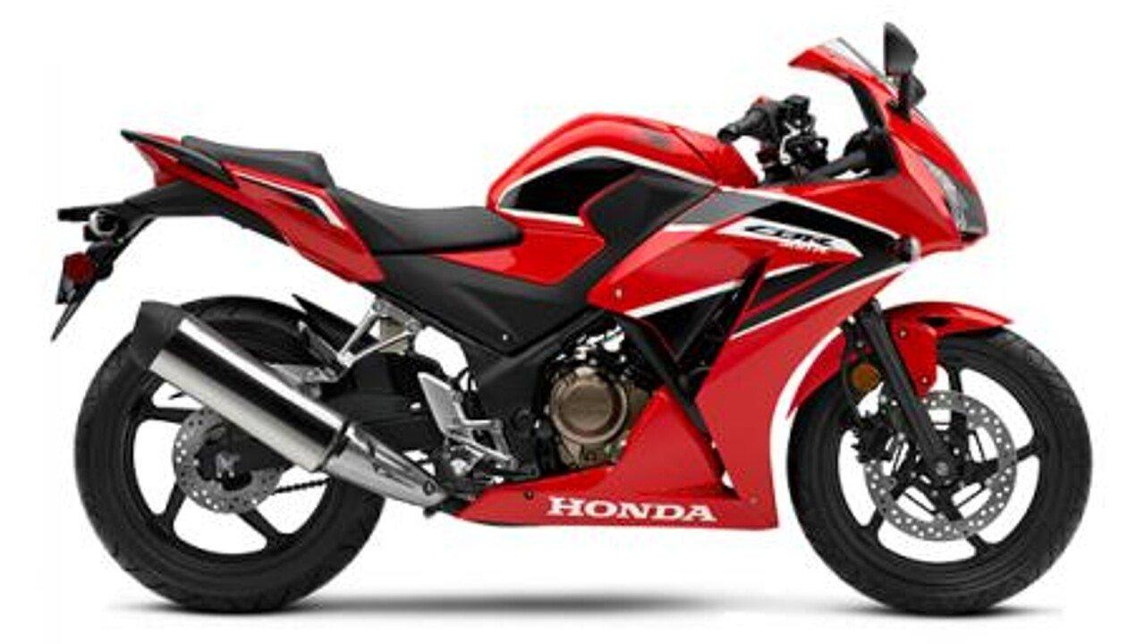 2017 Honda CBR300R for sale 200450433