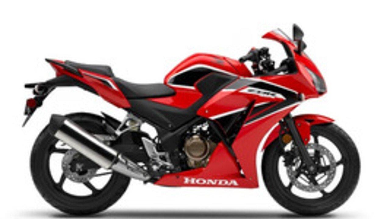 2017 Honda CBR300R for sale 200458062
