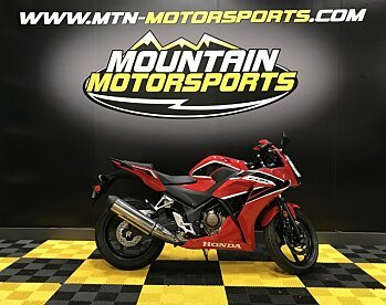 2017 Honda CBR300R for sale 200537712