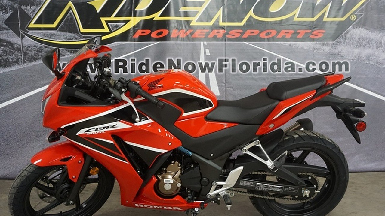 2017 Honda CBR300R for sale 200570158