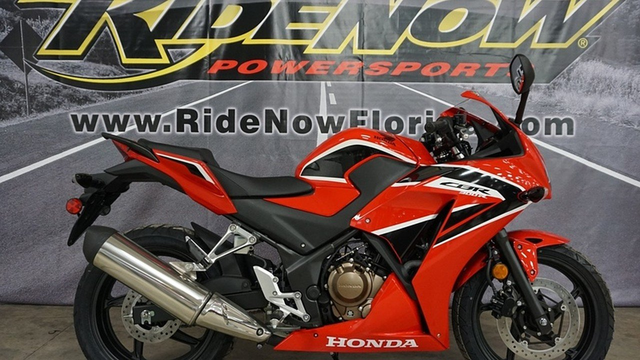 2017 Honda CBR300R for sale 200570467