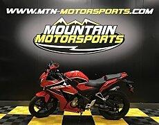 2017 Honda CBR300R for sale 200537712