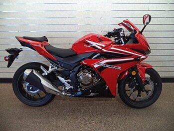 2017 Honda CBR500R for sale 200427461