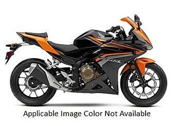 2017 Honda CBR500R for sale 200430796