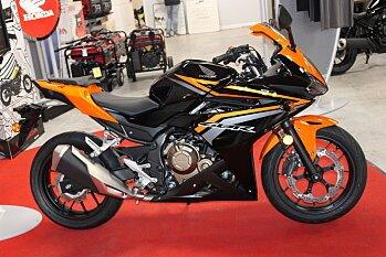 2017 Honda CBR500R for sale 200434599