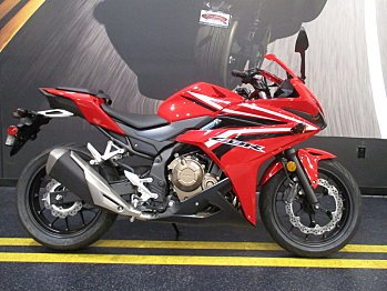 2017 Honda CBR500R for sale 200511542