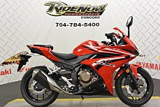 2017 Honda CBR500R for sale 200444026