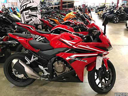 2017 Honda CBR500R for sale 200501788
