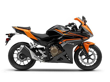 2017 Honda CBR500R for sale 200604795