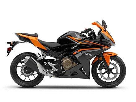 2017 Honda CBR500R for sale 200604864