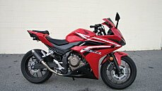 2017 Honda CBR500R ABS for sale 200640616