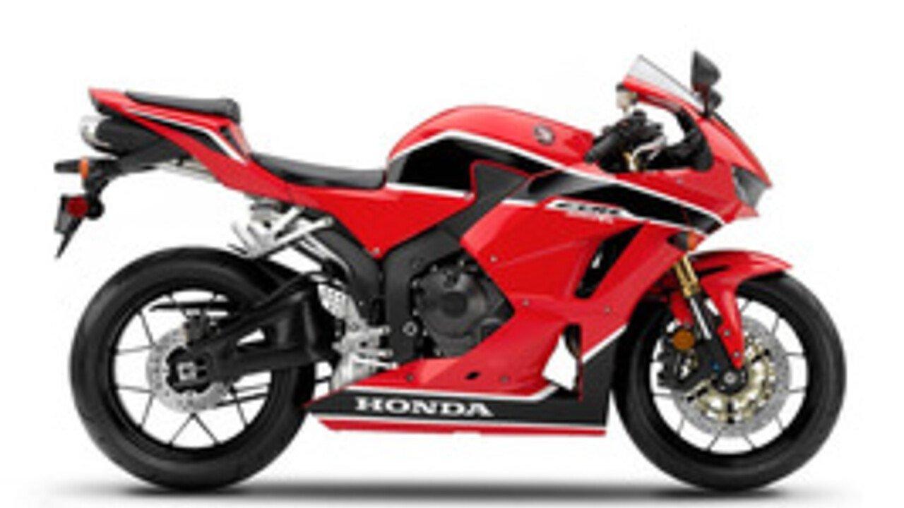 2017 Honda CBR600RR for sale 200453778