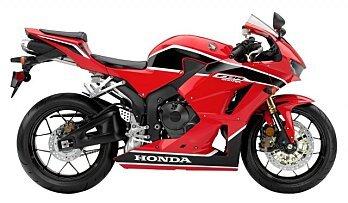 2017 Honda CBR600RR for sale 200467077