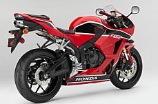 2017 Honda CBR600RR for sale 200430305