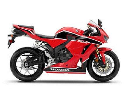 2017 Honda CBR600RR for sale 200494124