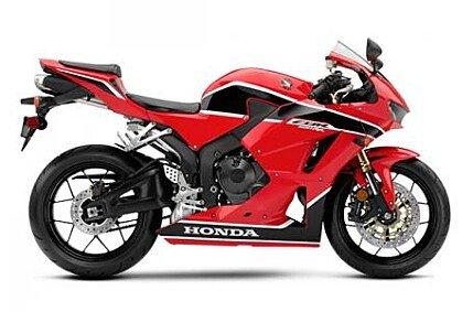 2017 Honda CBR600RR for sale 200501265