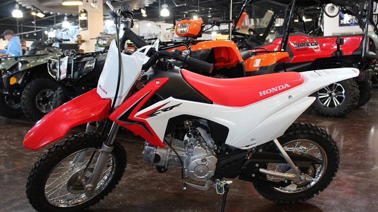 2017 Honda CRF110F for sale 200377422