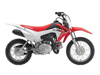 2017 Honda CRF110F for sale 200561240