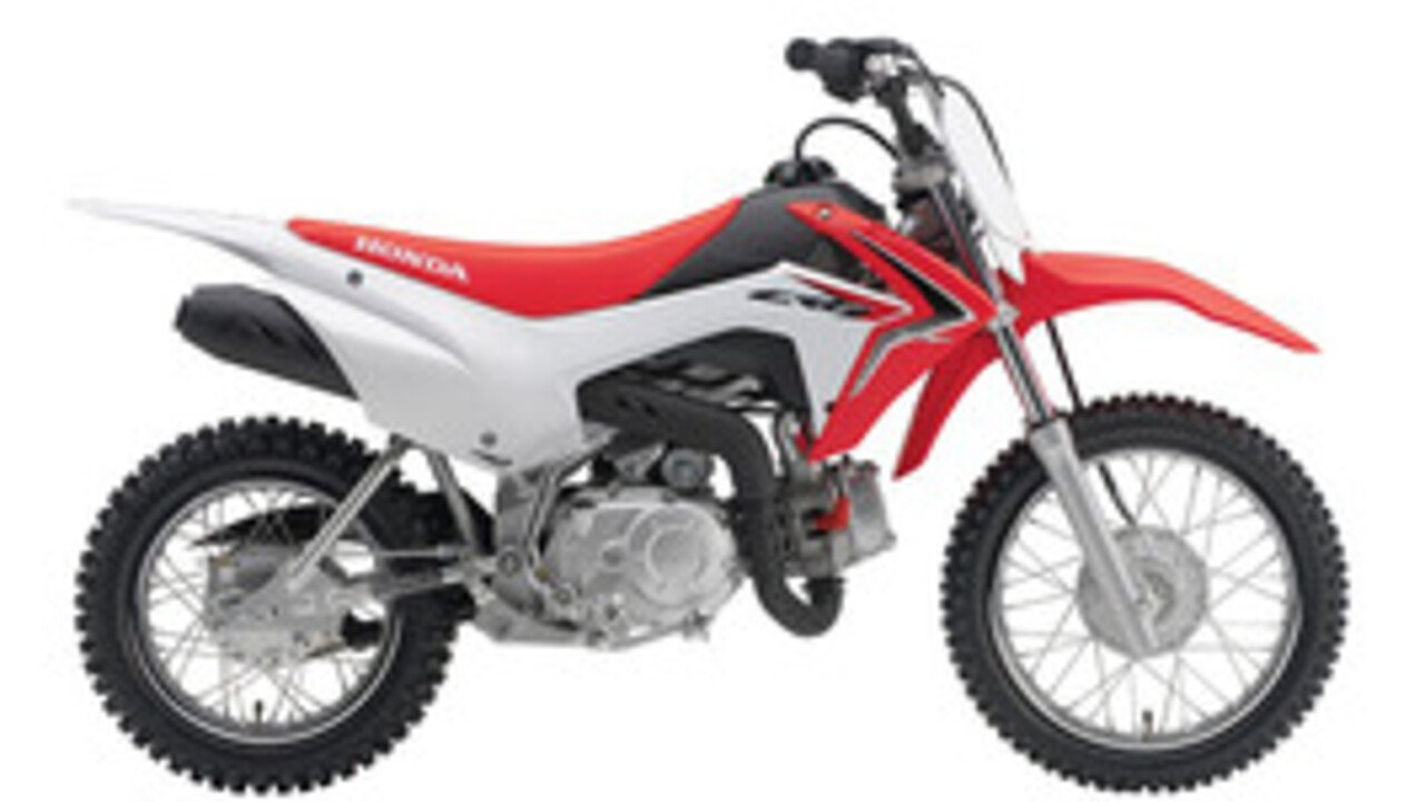 2017 Honda CRF110F for sale 200561240