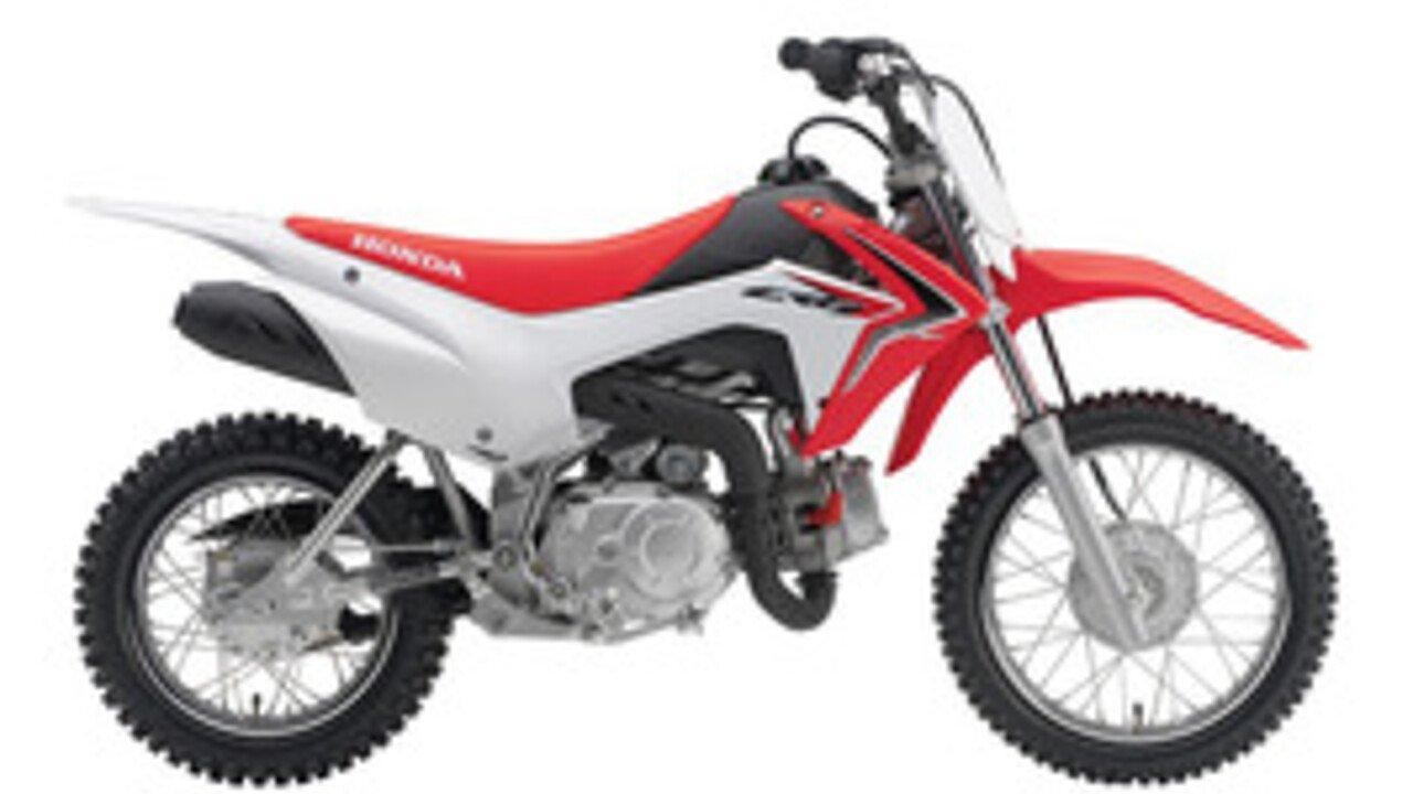 2017 Honda CRF110F for sale 200561241