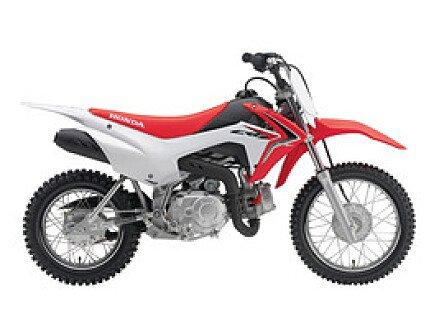 2017 Honda CRF110F for sale 200390509
