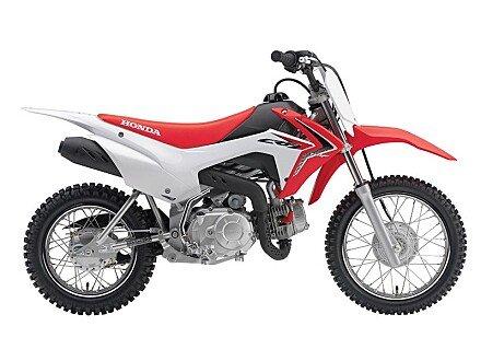 2017 Honda CRF110F for sale 200484970
