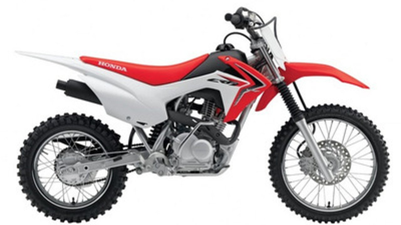 2017 Honda CRF125F for sale 200372918